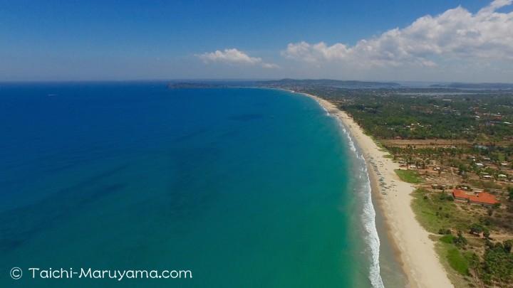 スリランカビーチ1